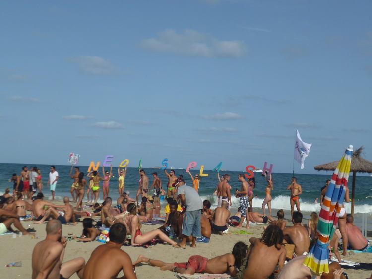platja d'en Bossa Ibiza