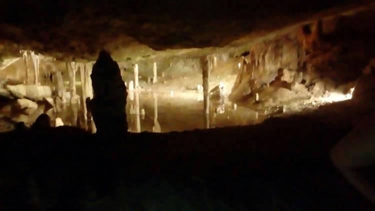le grotte dei pirati ibiza cova de can marcà baia de san miquel