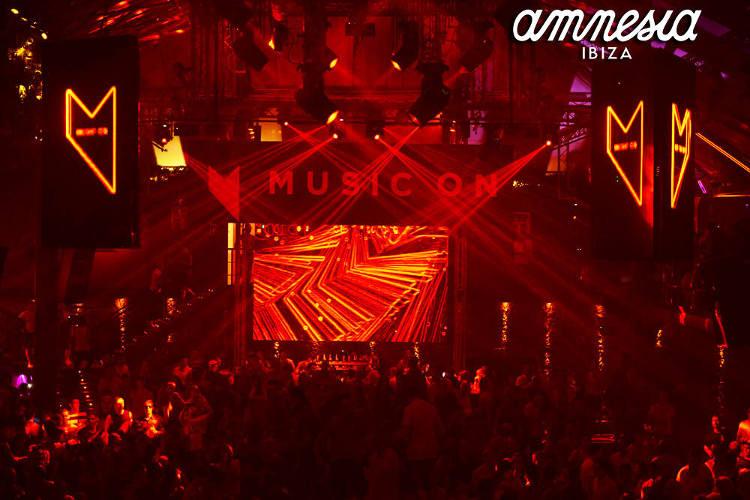 Music On Amnesia Ibiza