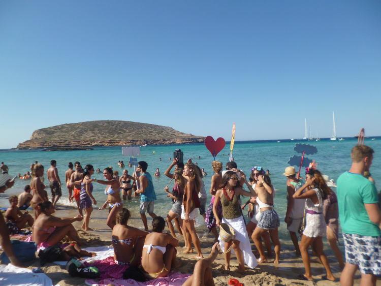 Flower Party Ibiza