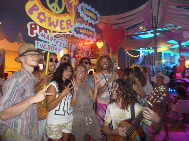 Flower Power Ibiza