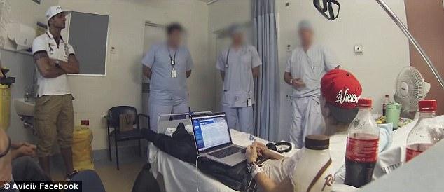 avicii hospital